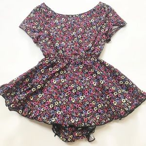 Little Mini's Floral Dress